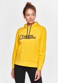 National Geographic - Sweatshirt - lemon chrome - 0
