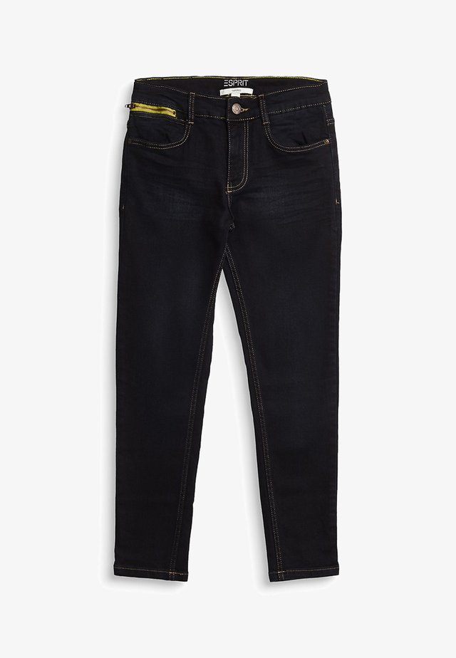 STRETCH - Slim fit jeans - blue dark washed