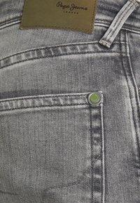 Pepe Jeans - HATCH - Jeansy Slim Fit - grey denim - 4