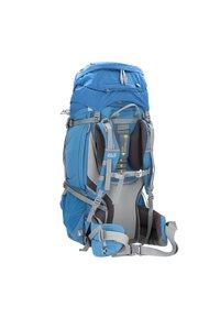 Jack Wolfskin - DENALI 65  - Hiking rucksack - poseidon blue - 2