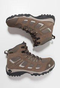 Jack Wolfskin - VOJO HIKE 2 TEXAPORE MID - Hiking shoes - siltstone - 1