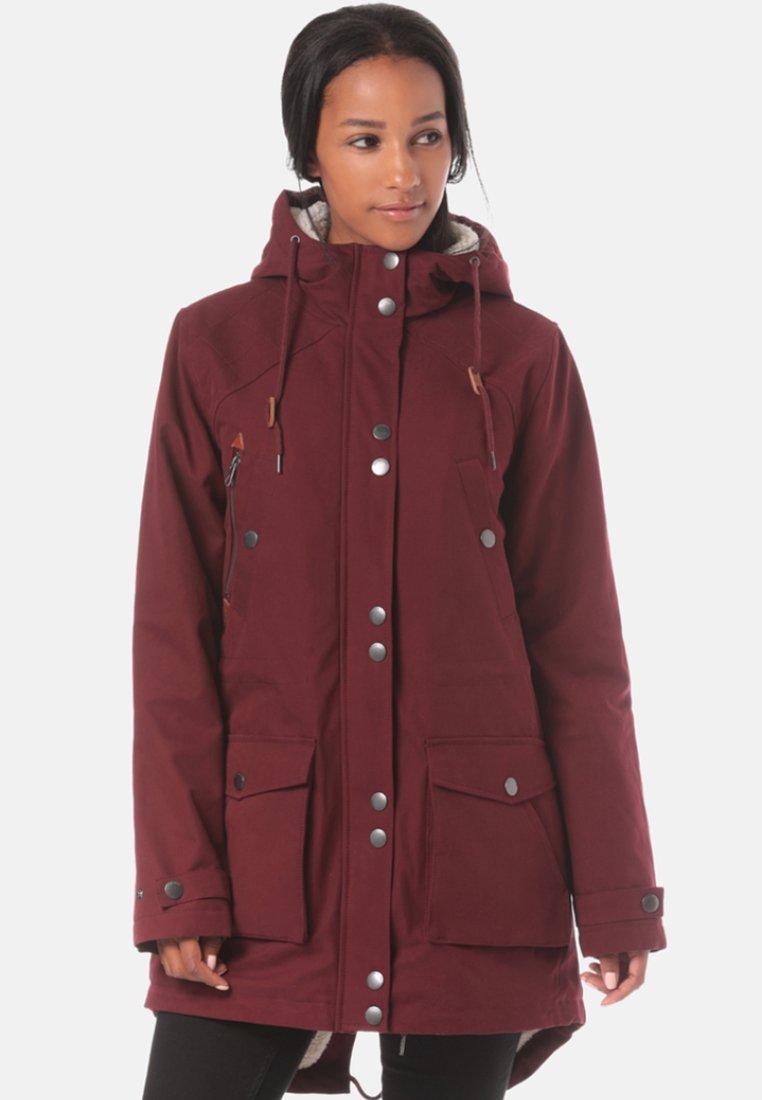 Volcom - Winter coat - red