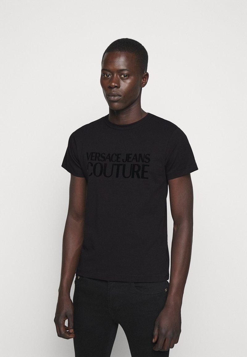 Versace Jeans Couture - T-shirt imprimé - nero