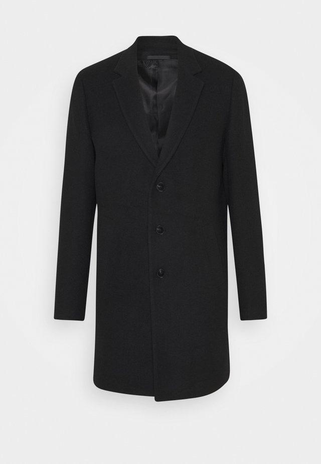 JJEMOULDER  - Halflange jas - black