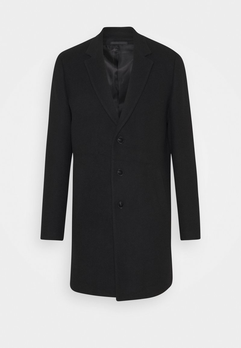 Jack & Jones - JJEMOULDER  - Cappotto corto - black