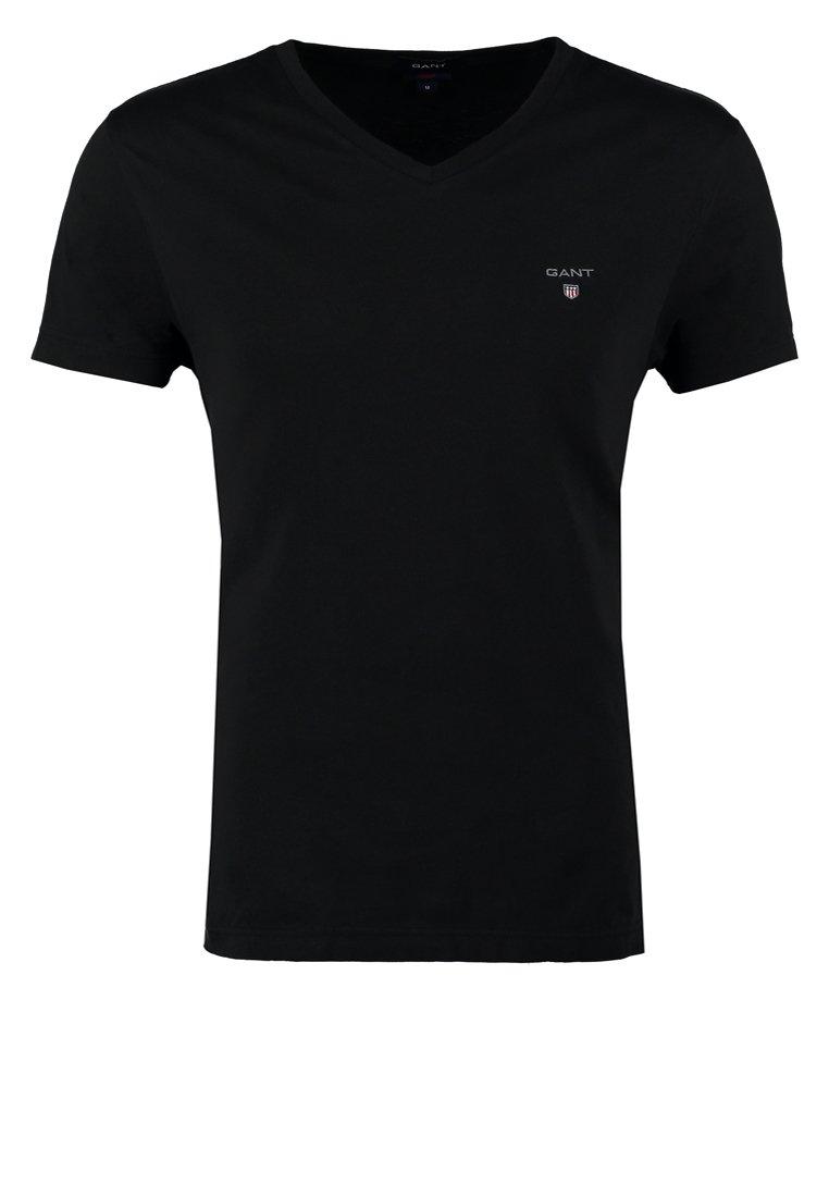 THE ORIGINAL SLIM FIT T shirt bas black