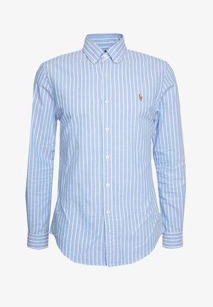 OXFORD - Camisa - blue/white