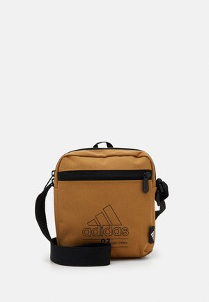 BRILLIANT BASICS SPORTS ORGANIZER BAG UNISEX - Umhängetasche - mesa/black