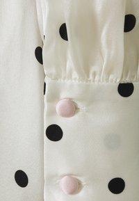 Olivia Rubin - VALENTINA  - Maxi dress - white polka - 3