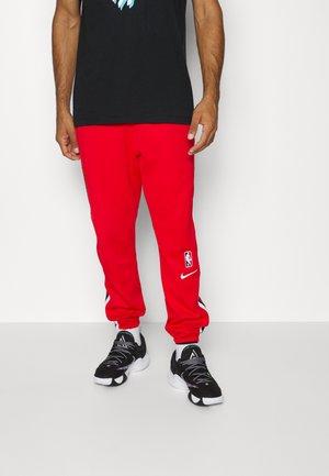 NBA CHICAGO BULLS SHOWTIME PANT - Article de supporter - university red/black/white