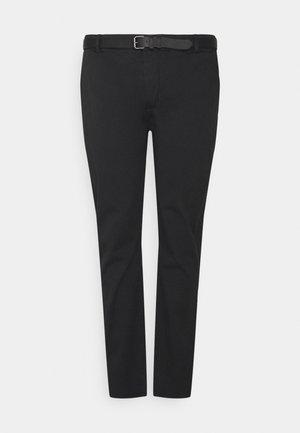SUPERFLEX PANTS - Chinos - black
