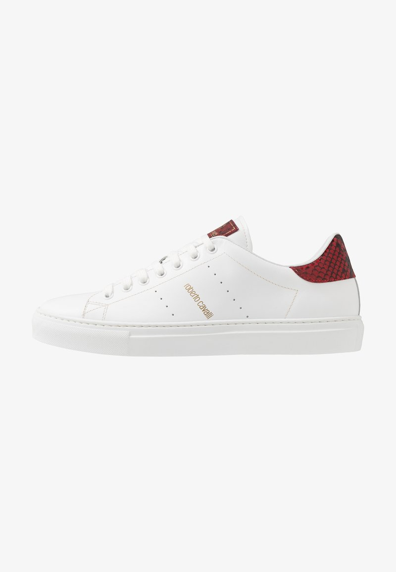 Roberto Cavalli - Trainers - white/red