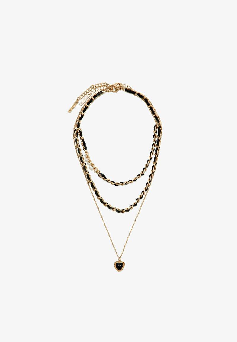 Uterqüe - Necklace - beige