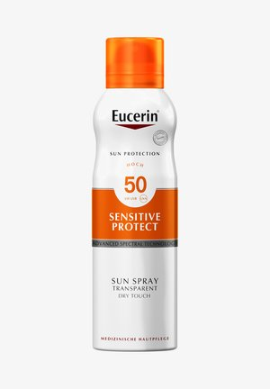 SUN SENSITIVE PROTECT SPRAY TRANSPARENT DRY TOUCH LSF 50 - Sun protection - -