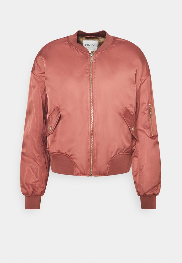 ONLPATTY SPRING JACKET - Blouson Bomber - withered rose