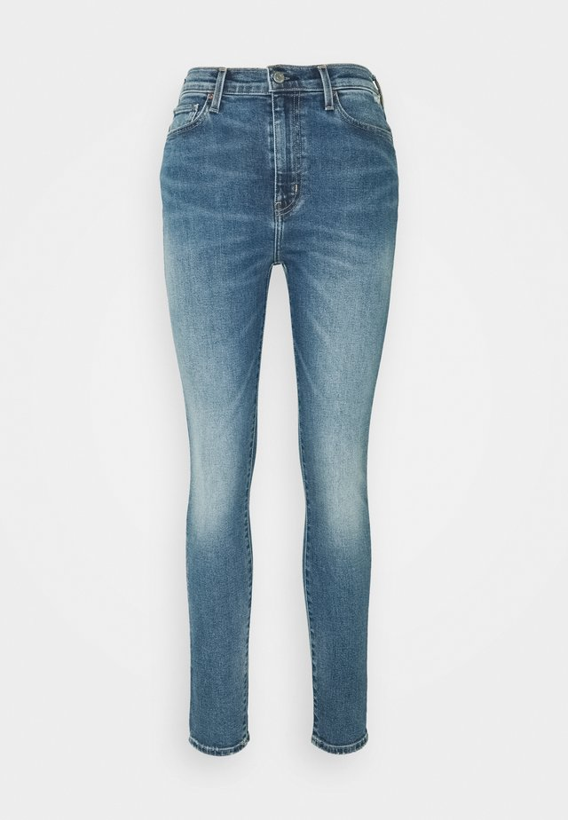 GISELLE ANKLE - Jeans Skinny Fit - emerald pools