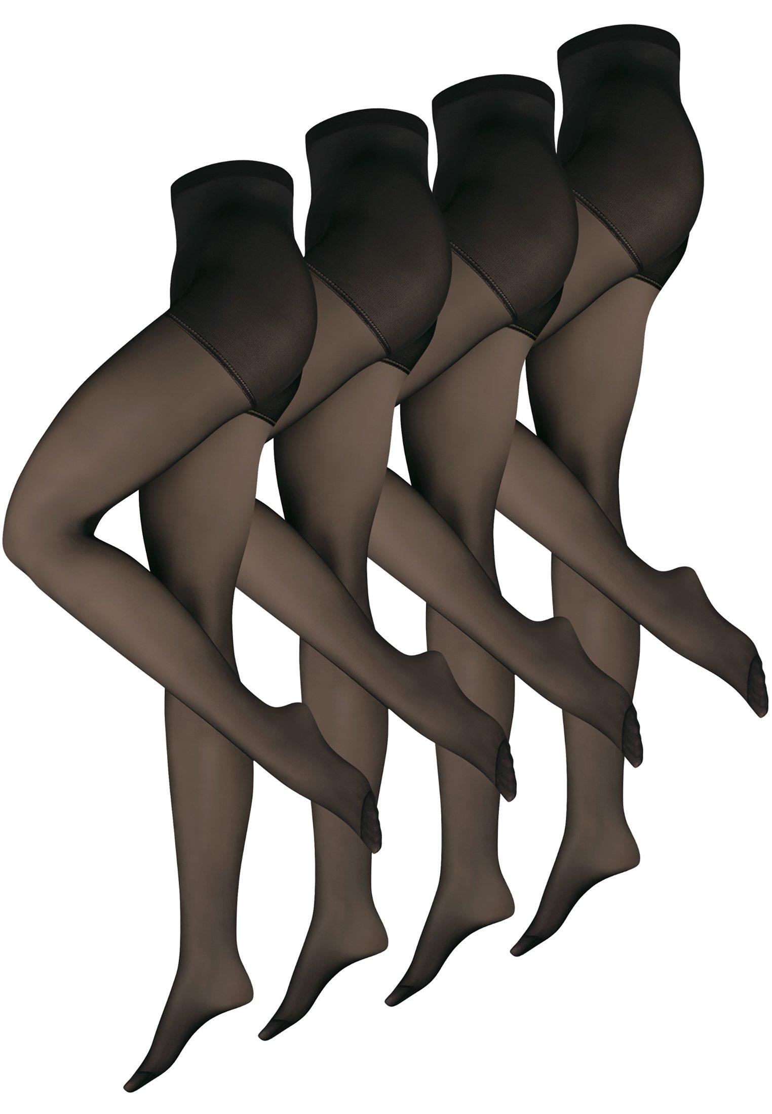 Femme 4-PACK  - Collants