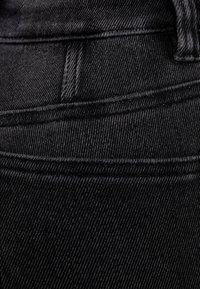 Bershka - Jeans Skinny - black denim - 5