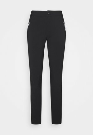 POWDERPANT - Trousers - black