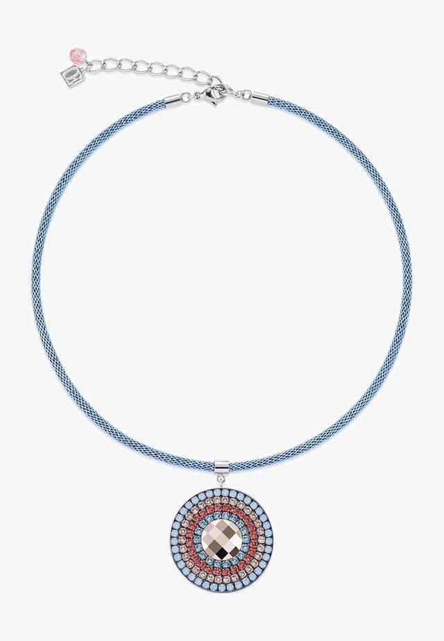 Necklace - blau