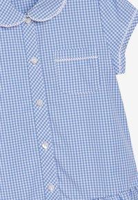 Next - Shirt dress - mottled blue - 2