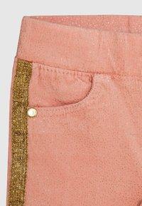 Lemon Beret - GIRLS PANTS - Kalhoty - pink glitter - 3