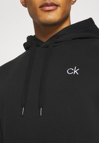 Calvin Klein Golf - PLANET HOODIE - Sweatshirt - black - 4