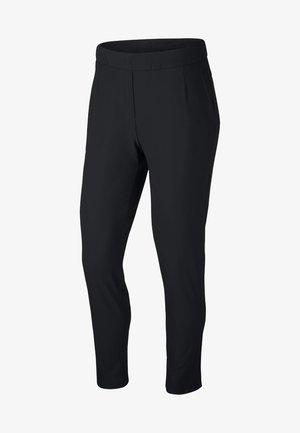 FLEX  VICTORY - Spodnie materiałowe - black