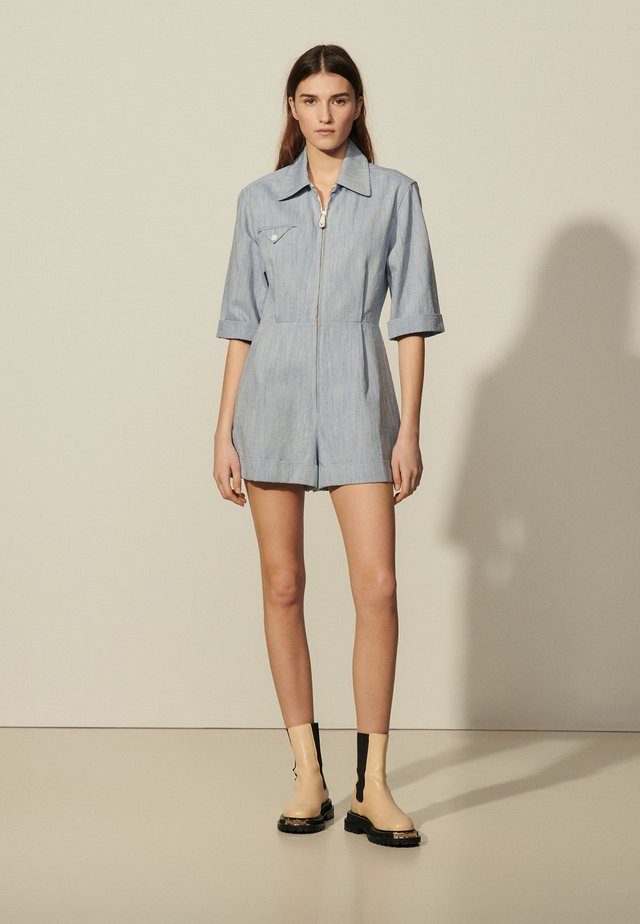 ALMA - Jumpsuit - bleu jean