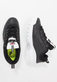 Fila - DISRUPTOR  - Baskets basses - black - 1