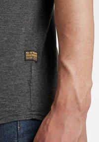 G-Star - LASH - T-shirt basic - grey - 3