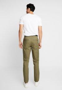 Selected Homme - SHHYARD  - Pantalones - dark camel - 2