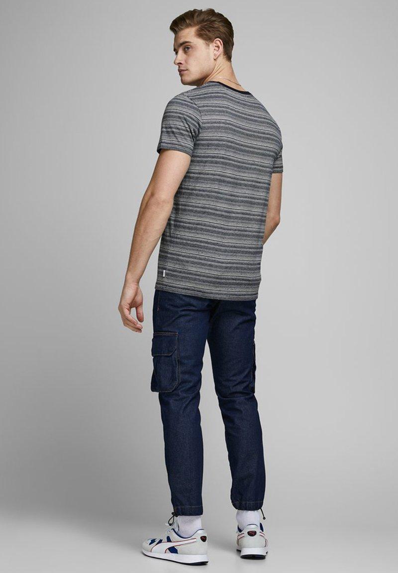 Jack & Jones Print T-shirt - sky captain cQK77