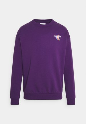 UNISEX - Felpa - purple