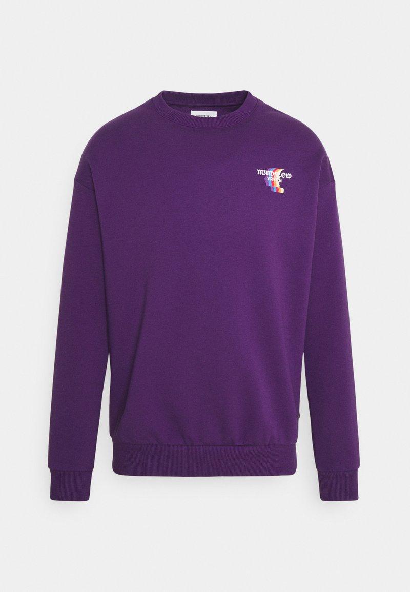 YOURTURN - UNISEX - Sweatshirt - purple
