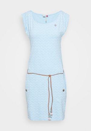 TAG ZIG ZAG - Jerseykjole - blue