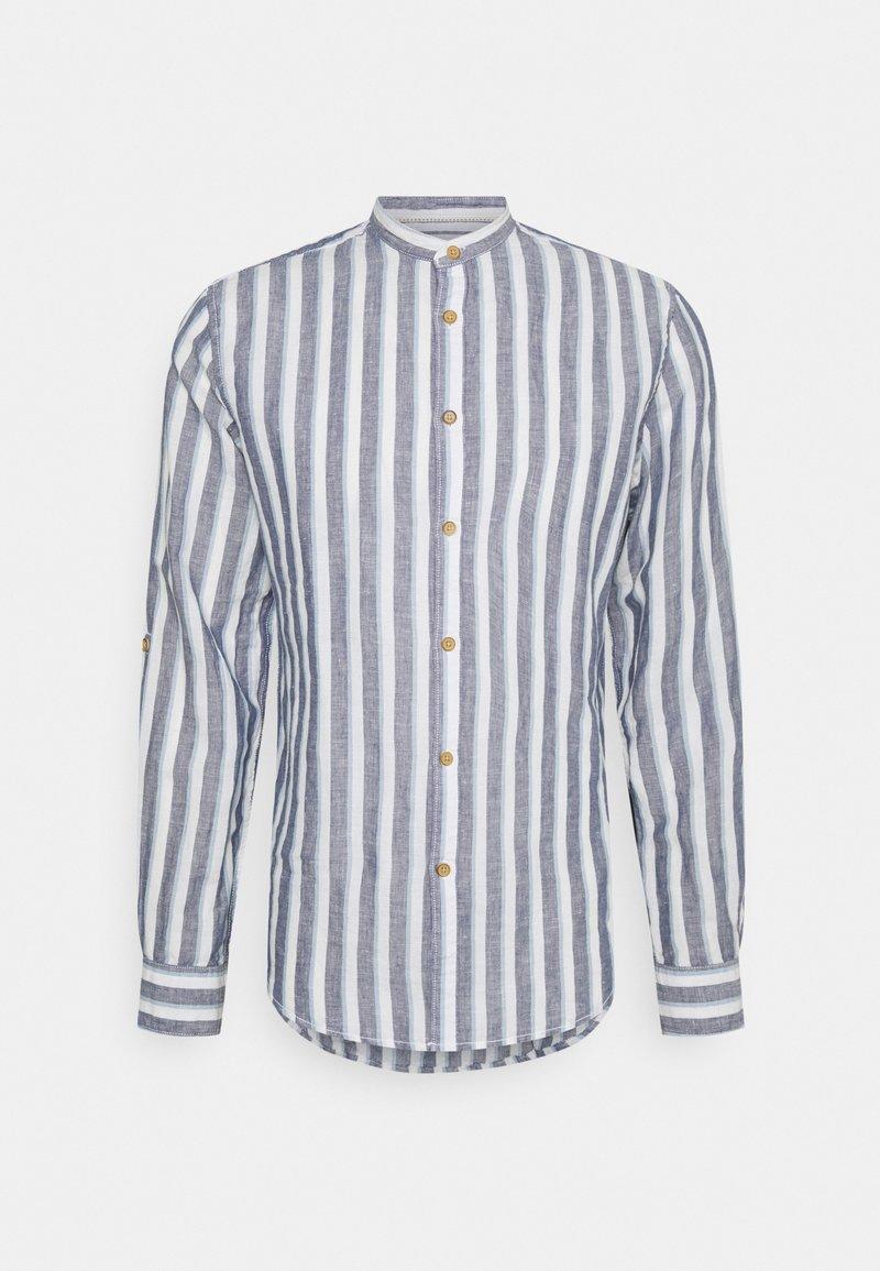 Springfield - STRIP - Shirt - medium blue