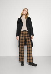 DRYKORN - LEWISHAM - Classic coat - schwarz - 1