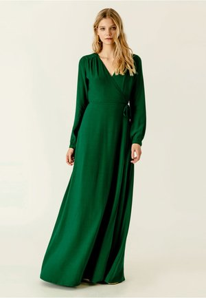 Maxi dress - eden green
