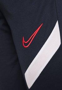 Nike Performance - DRY ACADEMY 20 PANT - Joggebukse - obsidian/white/laser crimson - 6