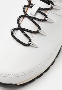 Timberland - EURO SPRINT HIKER - Lace-up ankle boots - white - 5