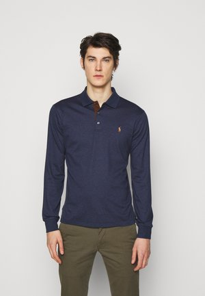 Polo shirt - spring navy heather