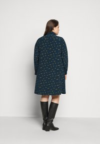 Glamorous Curve - HEART PRINT DRESS - Shirt dress - olive - 2