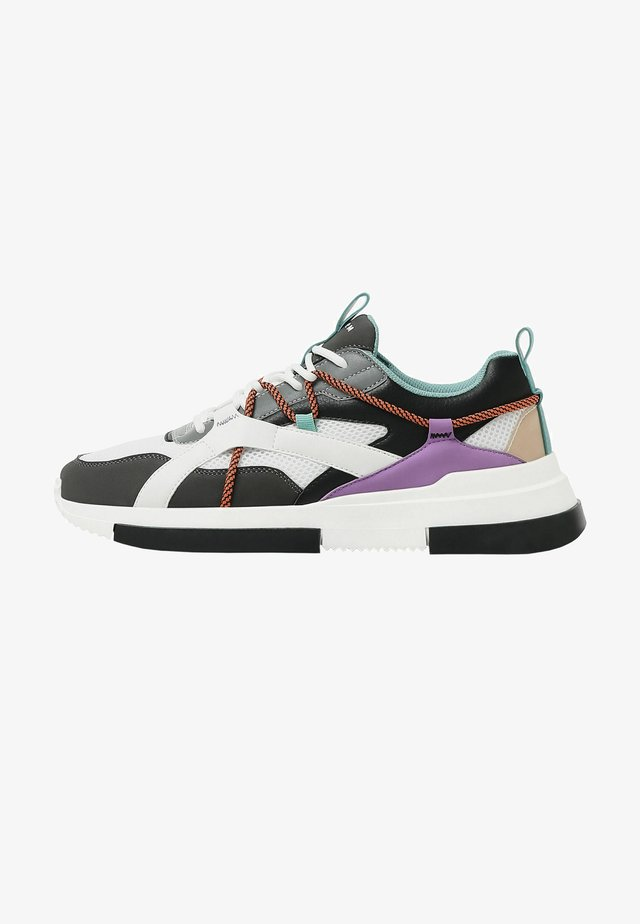 Sneakers laag - multi-coloured