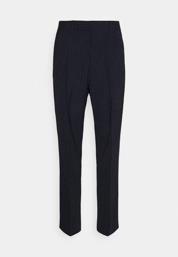 GENTS FORMAL TROUSER - Suit trousers - navy