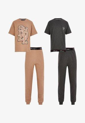 Pyjama set - stone