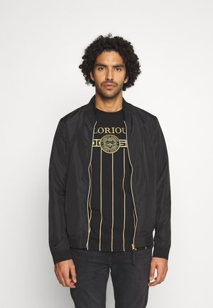 JORCLUBING - Bomber Jacket - black