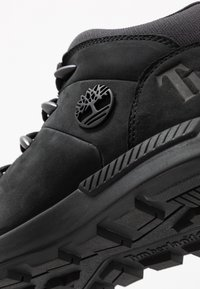 Timberland - SPRINT TREKKER MID - Bottines à lacets - black - 5