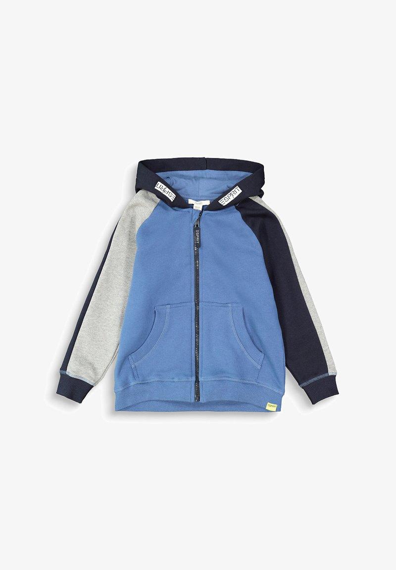 Esprit - Zip-up hoodie - blue