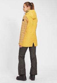 O'Neill - SNOW PARKA - Snowboard jacket - old gold - 2